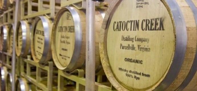 Catoctin Creek lanza el primer lote de prueba del barril de centeno Roundstone