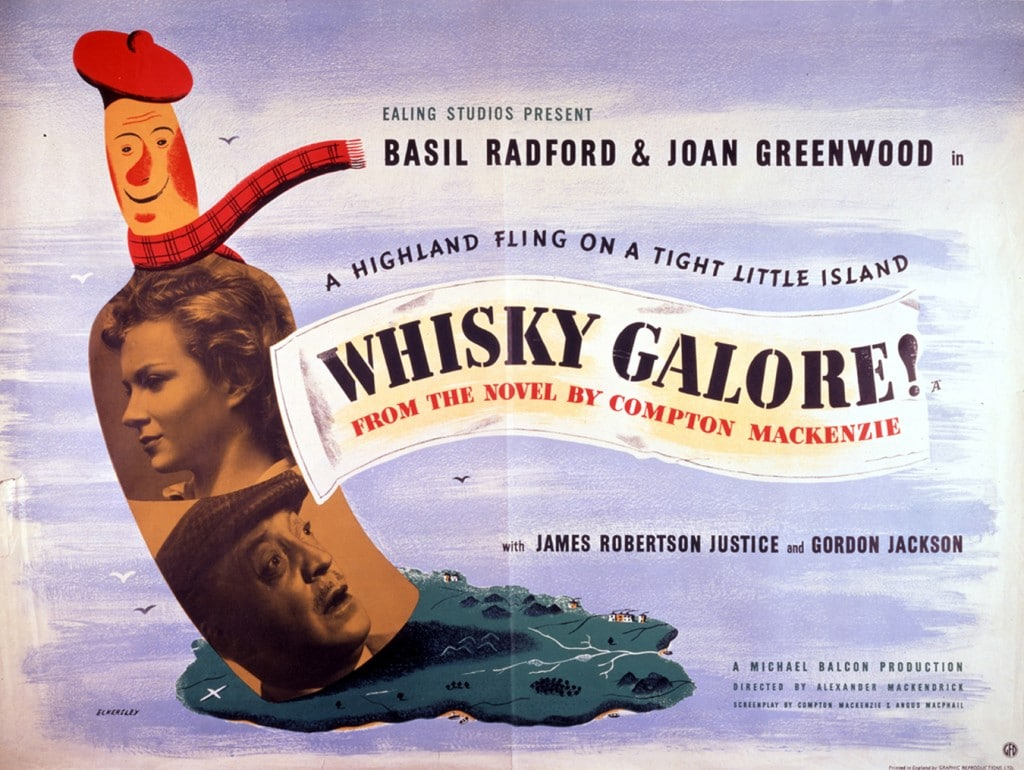 Whisky Galore (1949, Alexander Mackendrick)