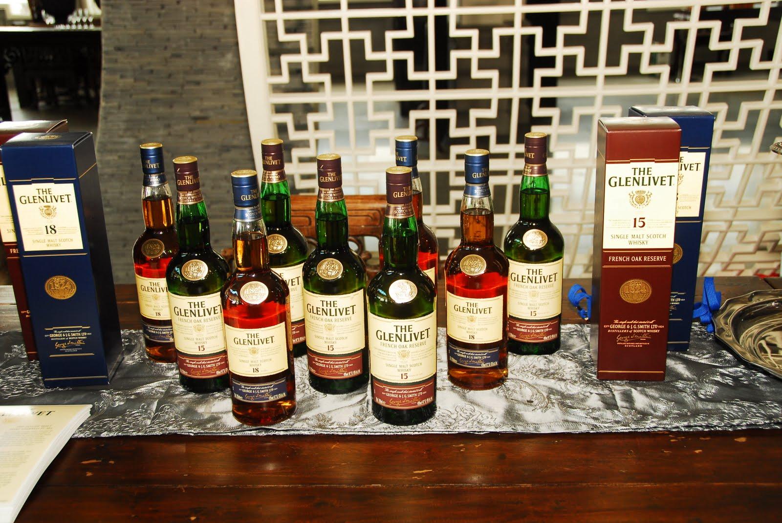Cata los mejores whiskies del mundo por sólo 150 libras