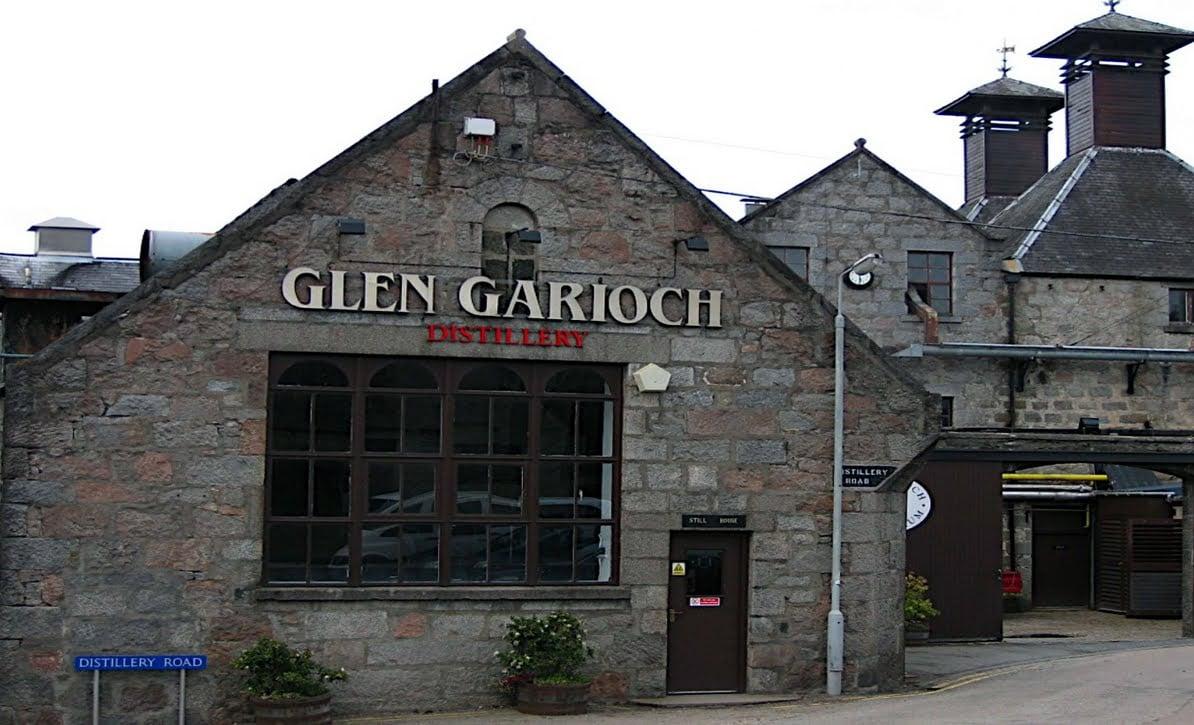 La turbulenta historia de Glen Garioch