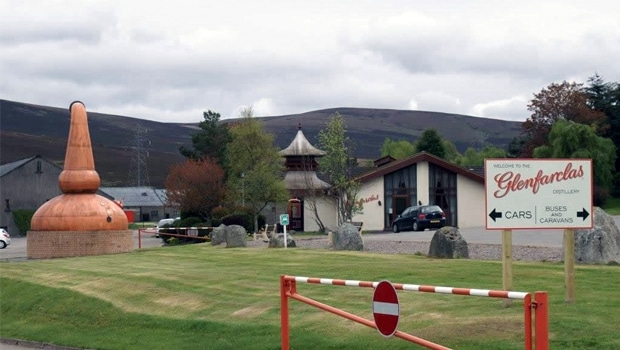 Glenfarclas, la destilería familiar de Speyside