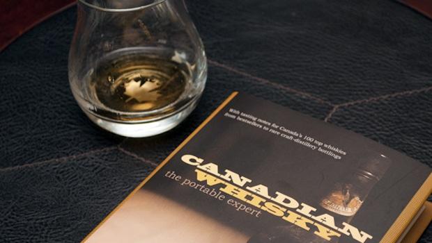 """Nuevo libro """"Whisky Canadiense: El experto portátil"""""""