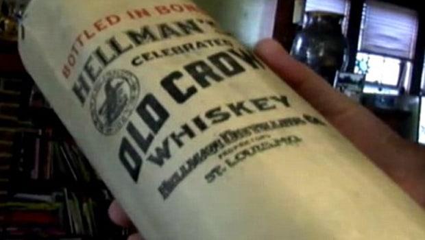 Old Crown Hellman, la imitación que surgió 95 años después
