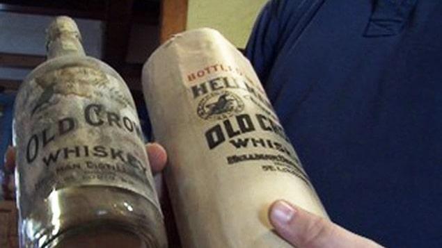 El whisky de 95 años que esconde el ático