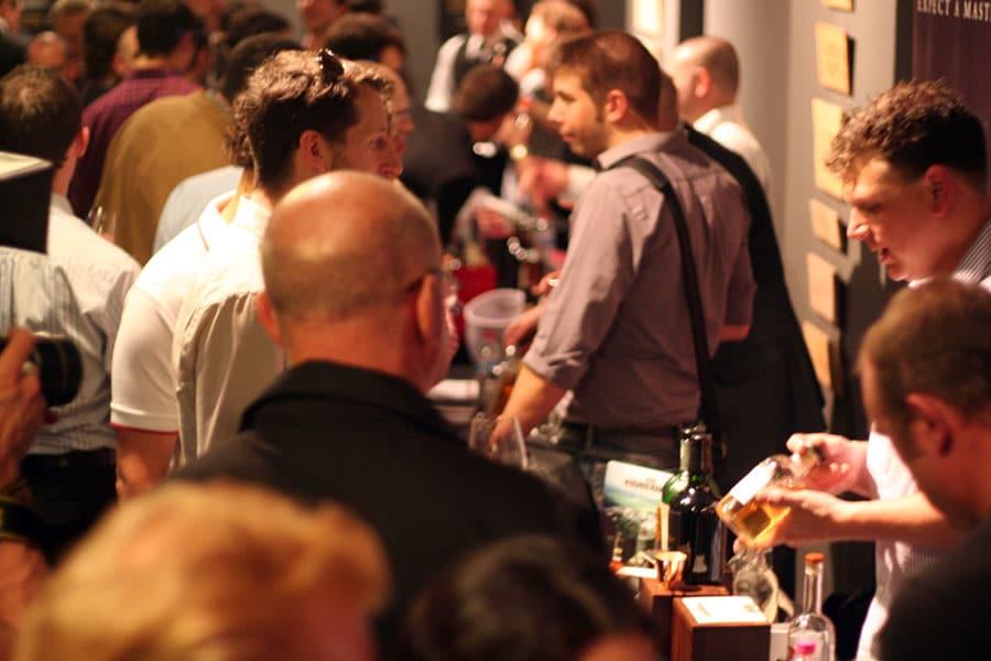 La Sidney Whisky Fair y el auge australiano