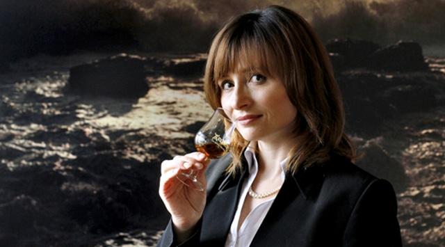 Rachel Barrie, la mujer que crea whiskies