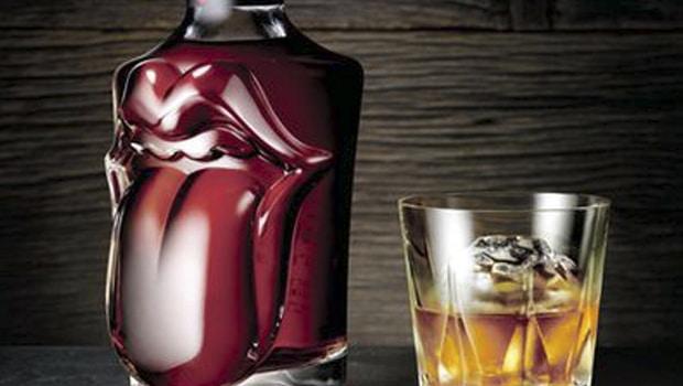 Whisky especial 50 aniversario de los Rolling Stones