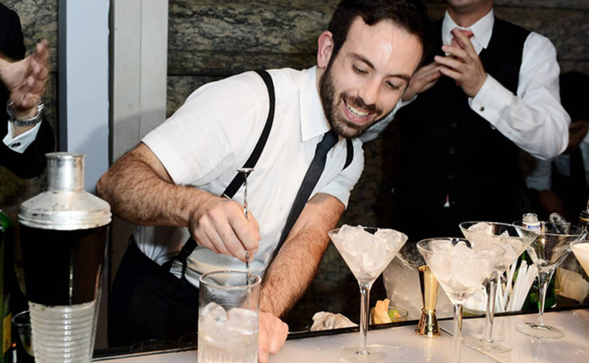 Tim Philips, Diageo Reserve World Class Global Bartender of the year 2012
