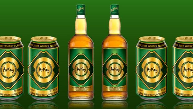 Nace el primer «whisky» sin alcohol