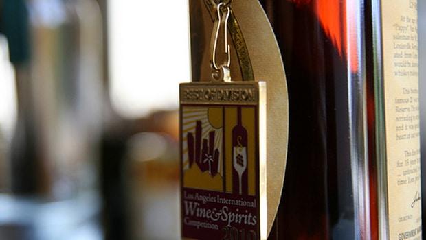 Los premios de la International Wine and Spirits Competition