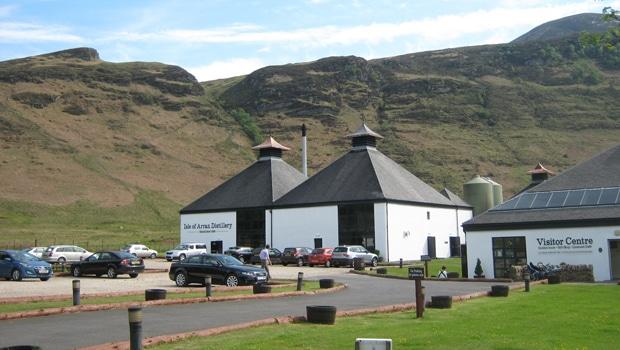 Isle of Arran aumenta su producción