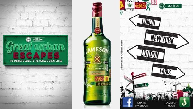 Jameson y las escapadas urbanas