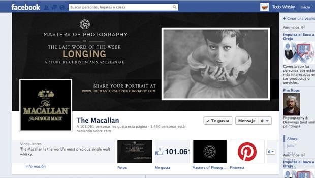 The Macallan da las gracias a sus más de 100.000 fans