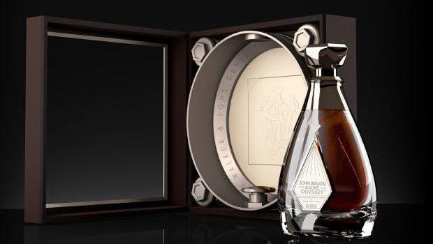 Johnnie Walker lanza «Odyssey», un nuevo whisky de lujo
