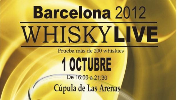 Whisky Live Barcelona 2012