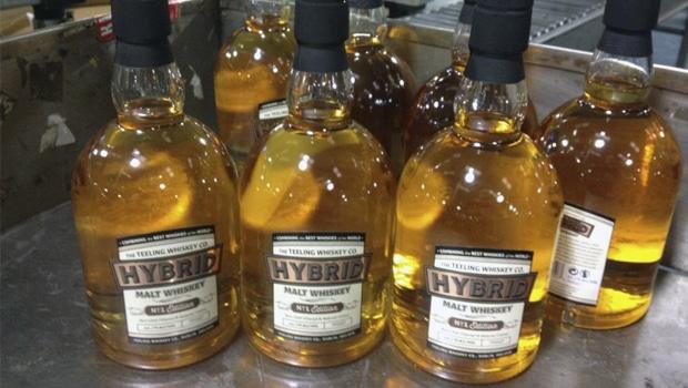 Hybrid, el nuevo whisky de Irlanda