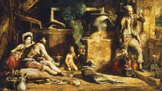 El siglo XVIII (Vol. 1) – De la destilación ilegal al contrabando