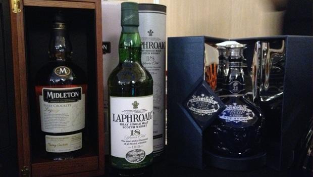 God save the Queen (y el whisky)