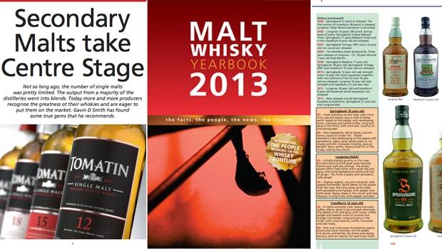 El anuario del whisky de malta, 8a edición