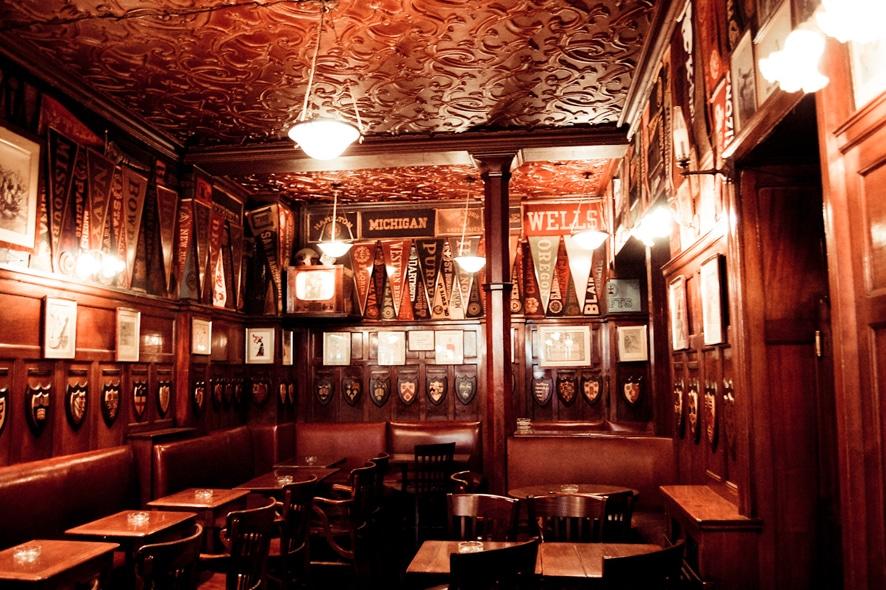 Los cinco mejores bares de whisky del mundo en 2012
