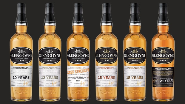 Los nuevos Glengoyne de Ian Macleod