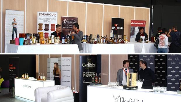 Whisky Live Barcelona: primeras impresiones