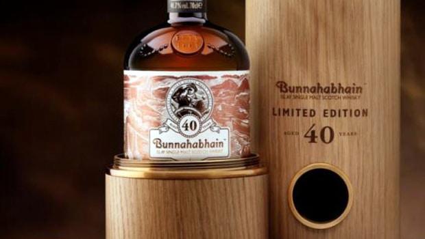 Bunnahabhain de 40 años