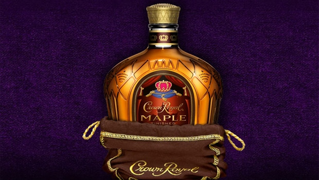 Nueva edición de Crown Royal: Maple Finished