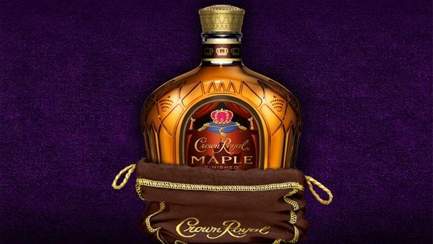 Nueva edición de Crown Royal: Maple Finished