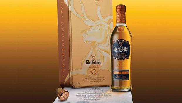 125 años de Glenfiddich, una edición limitada para Navidad