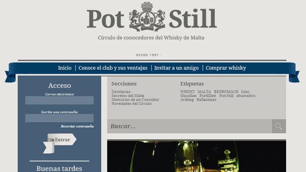 Pot-Still da el salto a Internet