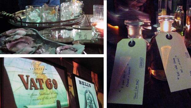 De los orígenes del whisky a la cata: la experiencia Whisky Emporium