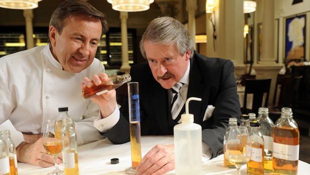 Daniel Boulud, creador del nuevo whisky de Dalmore
