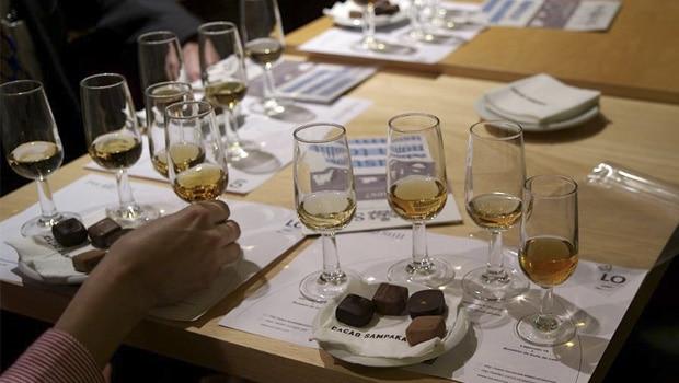 Cata de whiskies en Barcelona el próximo 11 de febrero