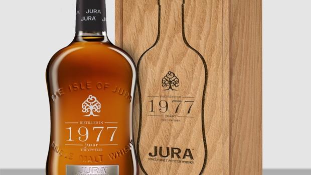 Jura lanza una nueva edición limitada de 1977