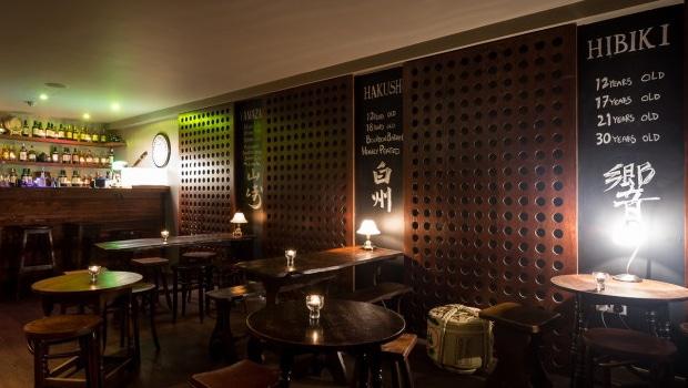 Mizuwari, el bar del whisky japonés de Londres