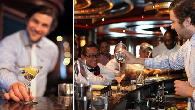 Diageo Reserve World Class  – el bartender del año