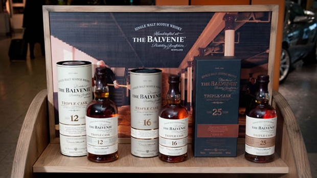 The Balvenie Triple Cask