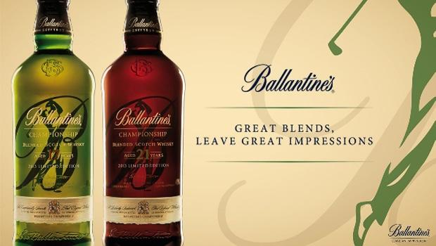 Ballantine's Golf, nuevas ediciones limitadas