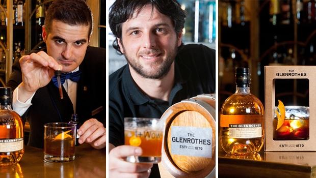 """Nuevos bartenders para el reto """"Vintage Perfection Cocktails"""""""