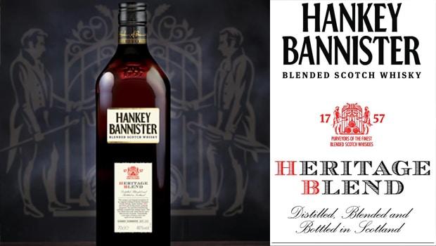Nuevo Hankey Bannister Heritage Blend
