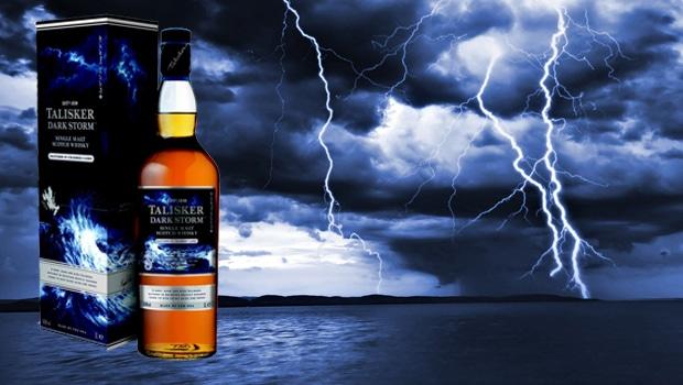 Nuevo Talisker «Dark Storm»