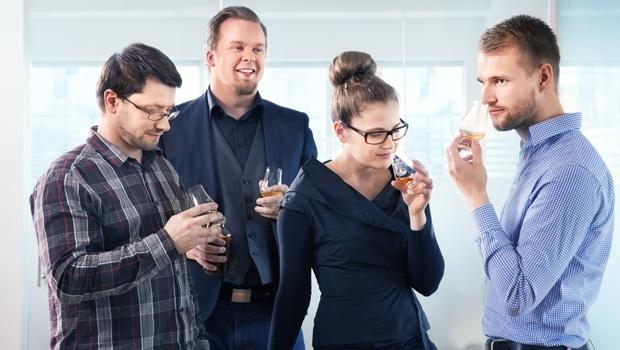 Þoran, la primera destilería de whisky islandés