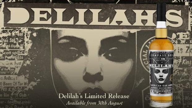 Delilah's, la nueva edición limitada de Compass Box