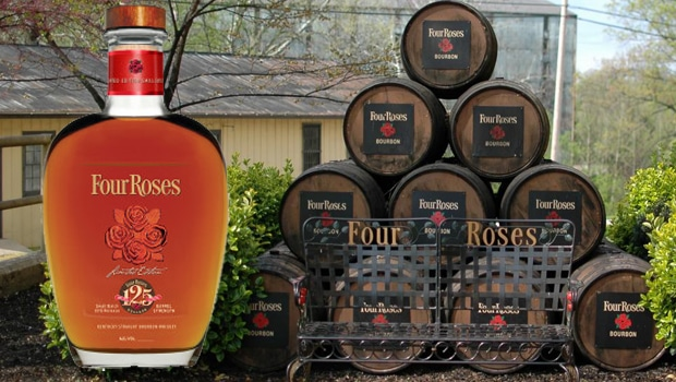 four roses 125