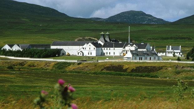 Dalwhinnie, la destilería más fría de Escocia