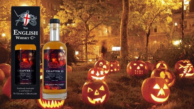 Chapter 13, el especial de Halloween de The English Whisky Co.