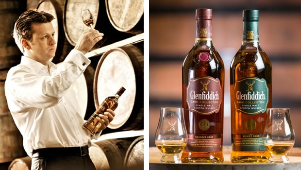 Nueva Glenfiddich Cask Collection