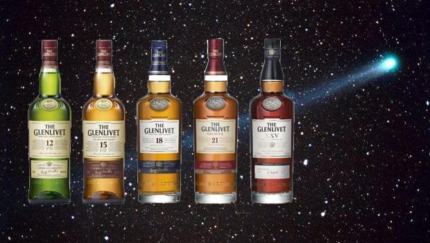 Glenlivet, la joya de la corona de Pernod Ricard