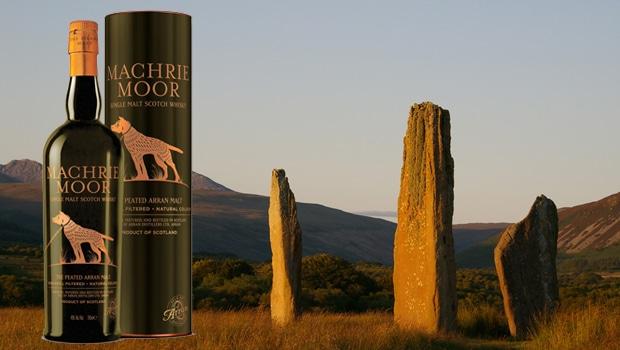 Machrie Moor 4, el Single Malt turbado de Arran
